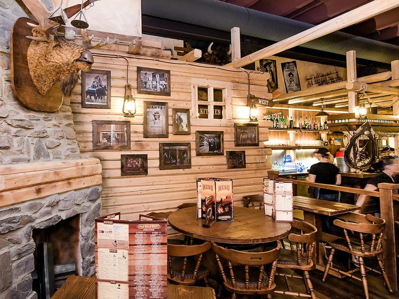 Old Wild West Steak House Restaurant Porto Antico Genova