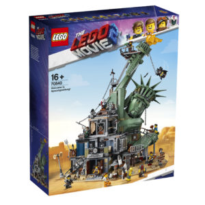 Benvenuti ad apocalisseburg! LEGO set